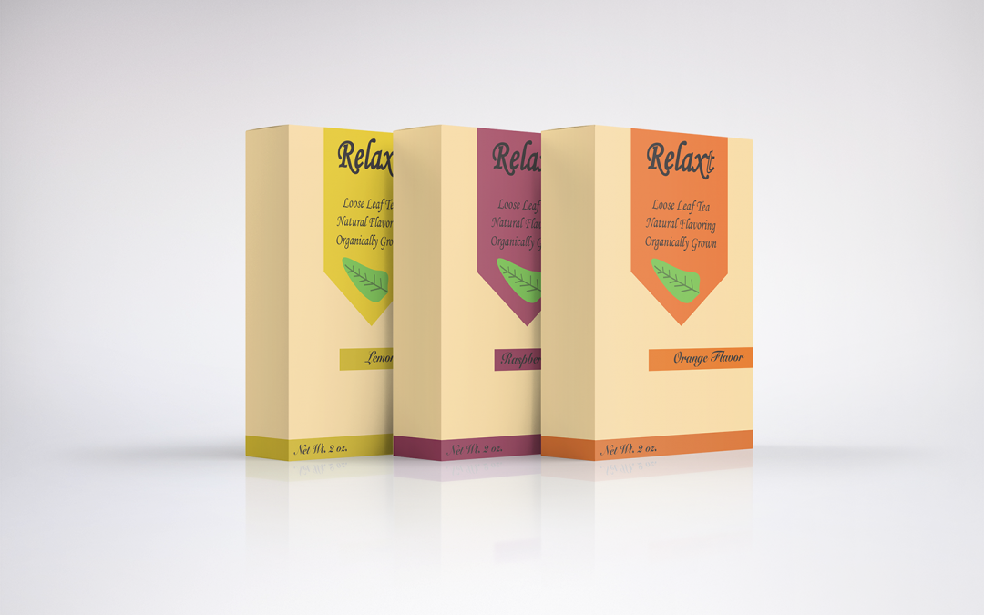 RelaxT Packaging